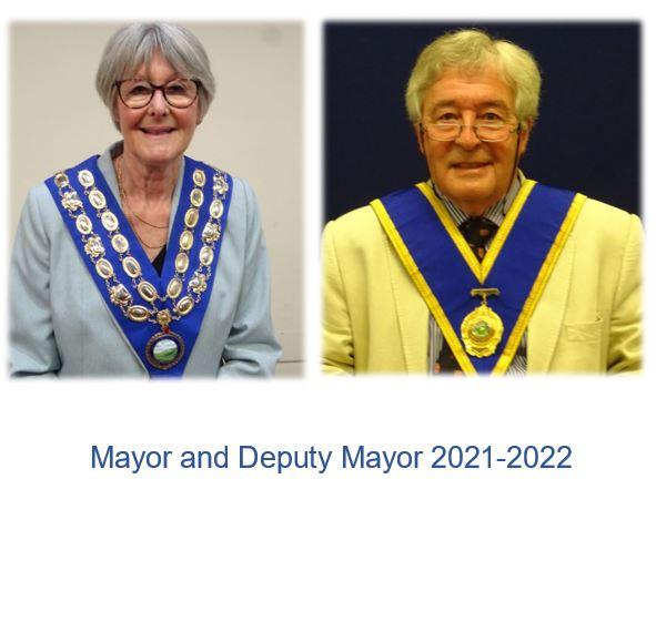 Mayor and Deputy Mayor 2021-2022