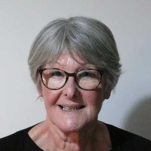 Cllr Sheila Kimmins - Mayor
