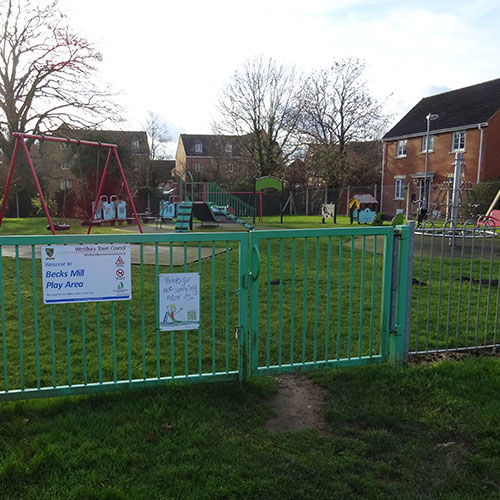 Picture of Becks Mill Play Area