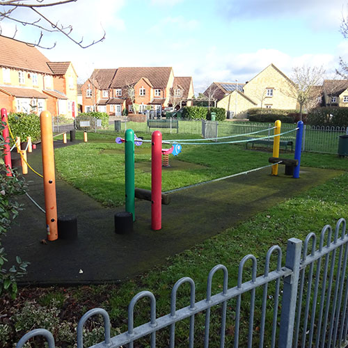 Picture of Bridge Court Play Area
