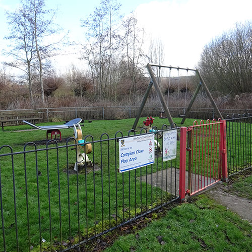 Picture of The Mead Play area