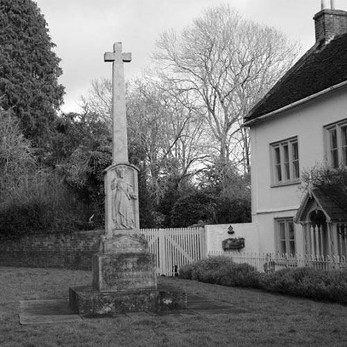 Westbury's First War Memorial