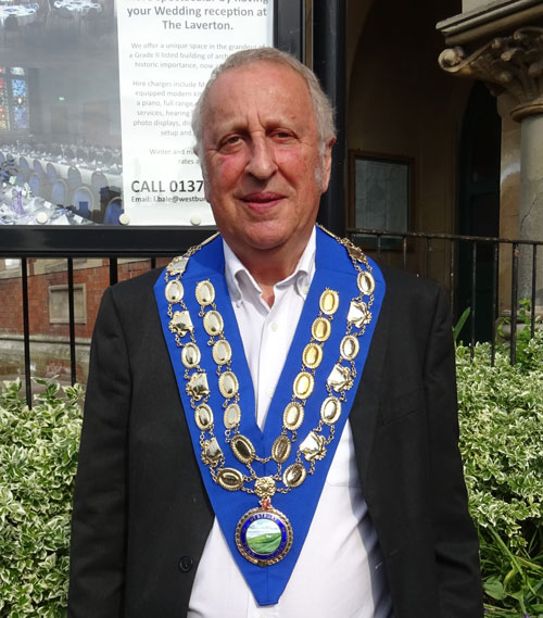 Picture of Mayor 2019 - Mike Sutton