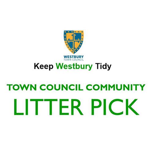 Keep Westbury Tidy Logo