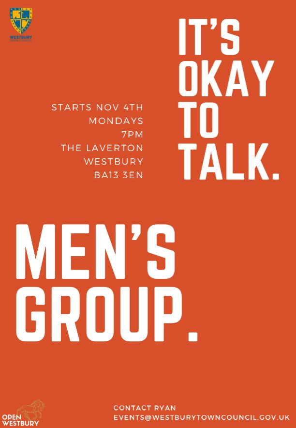 Mens Group Poster