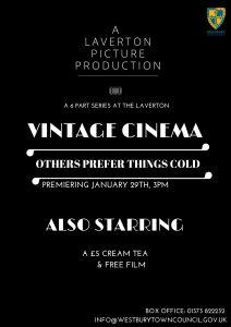 Vintage Cinema @ The Laverton