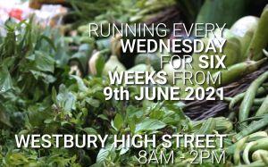 Summer Market @ Westbury High Street